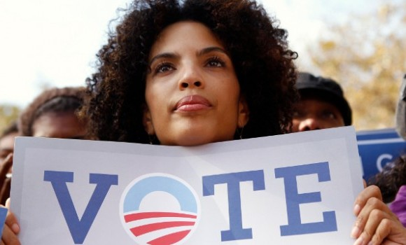 The Black Vote Not Taken For Granted By Either Party