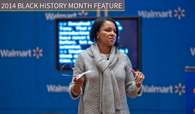 Rosalind Brewer Heads Walmart