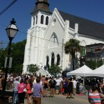 Emanuel AME Church Returns for Wednesday Service