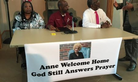 Ann Anderson Released