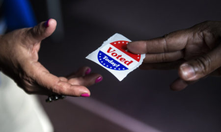 Black Americans Voting
